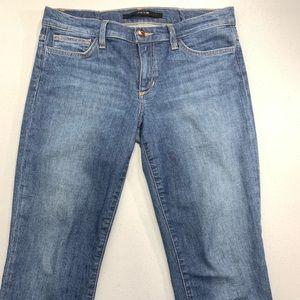 Joes jeans slim skinny cropped tibbie wash